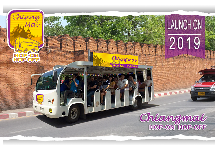 hop on hop off chiangmai , Hop on Hop off Thailand , Chiangmai city tour